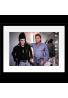 Johnny Hallyday & Antoine De Caunes