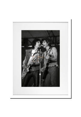 Ron Wood & Keith Richards (The Rolling Stones)