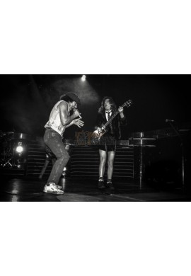 Brian Johnson & Angus Young (AC/DC)
