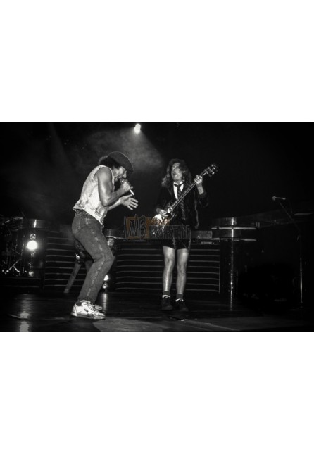 Brian Johnson & Angus Young (AC/DC)