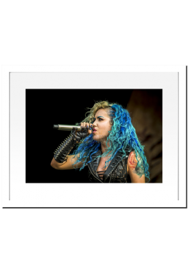 Alicia White-Gluz (Arch Enemy)