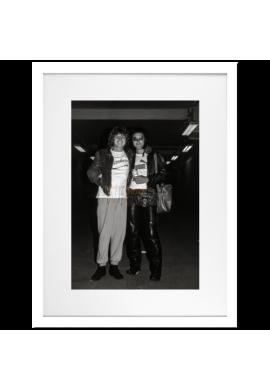 Ian Paice & Rick Allen