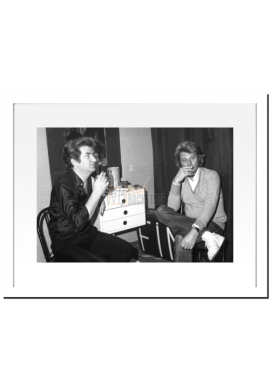 Johnny Hallyday & Eddy Mitchell