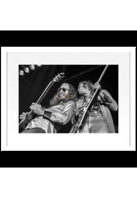 Charlie Hargrett & Rickey Medlocke (Blackfoot)