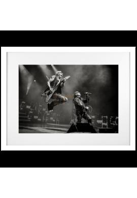 Rudolf Schenker & Klaus Meine (Scorpions)