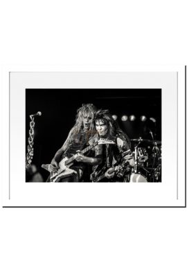 Chris Holmes et Blackie Lawless (Wasp)