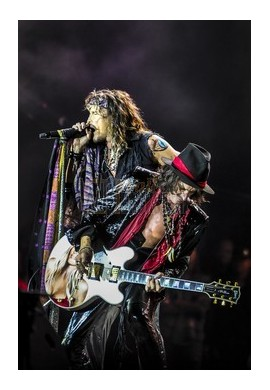 Steven Tyler & Joe Perry (Aerosmith)