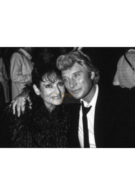 Barbara & Johnny Hallyday