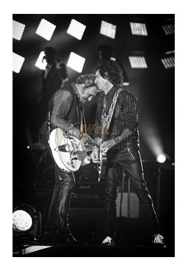 Johnny Hallyday & Robin Le Mesurier
