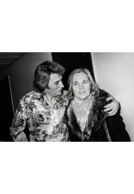 Johnny Hallyday & Maritie Carpentier