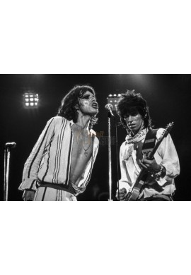 Mick Jagger & Keith Richard (The Rolling Stones)
