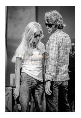 Johnny Hallyday & Sylvie Vartan