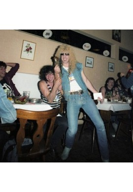 Dee Snider (Twisted Sister) & Philippe ''Philty'' Garcia (H Bomb)
