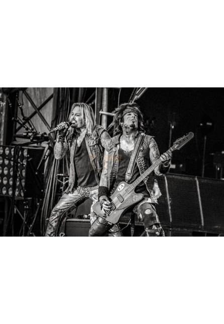 Vince Neil & Nikki Sixx (Mötley Crüe)