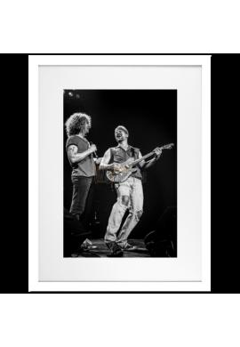 Sammy Hagar et Eddie Van Halen (Van Halen)