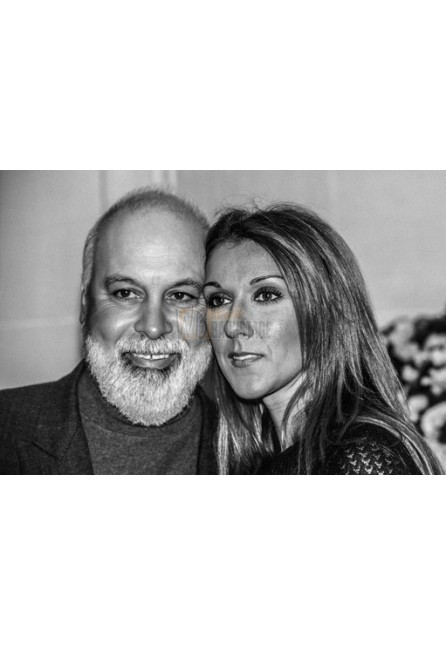 Céline Dion & René Angelil