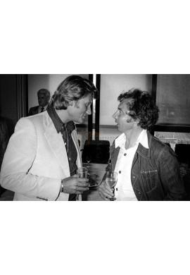 Johnny Hallyday & Jean-Pierre Beltoise