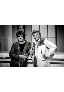 Julien Clerc & Johnny Hallyday