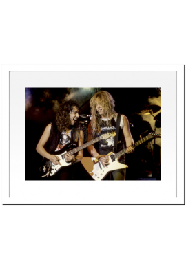 Kirk Hammett & James Hetfield (Metallica)