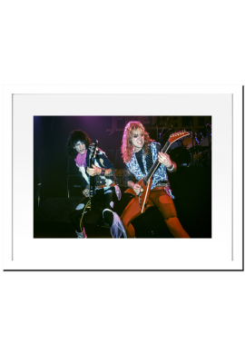 Pete Collins & Ken Hammer (Pretty Maids)