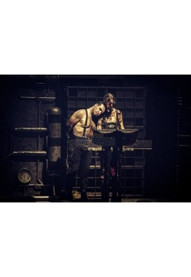 Till Lindemann & Christian Lorenz (Rammstein)