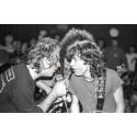 Bernard Bonvoisin & Angus Young