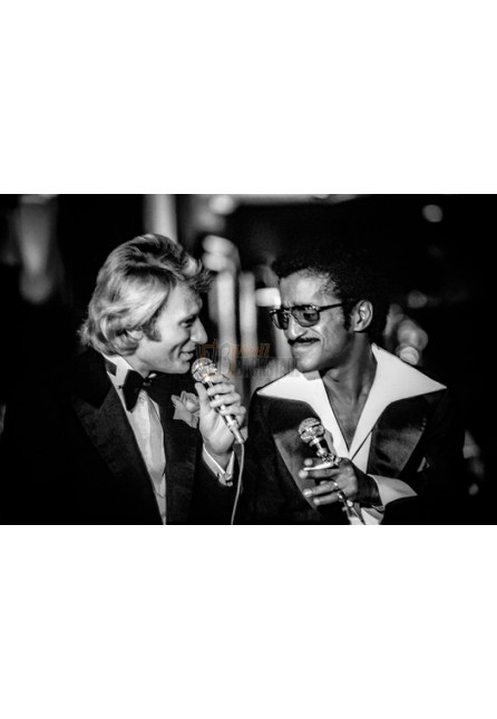 Johnny Hallyday & Sammy Davis Jr