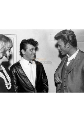 Gene Vincent & Johnny Hallyday