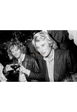 Johnny Hallyday & Peter Frampton
