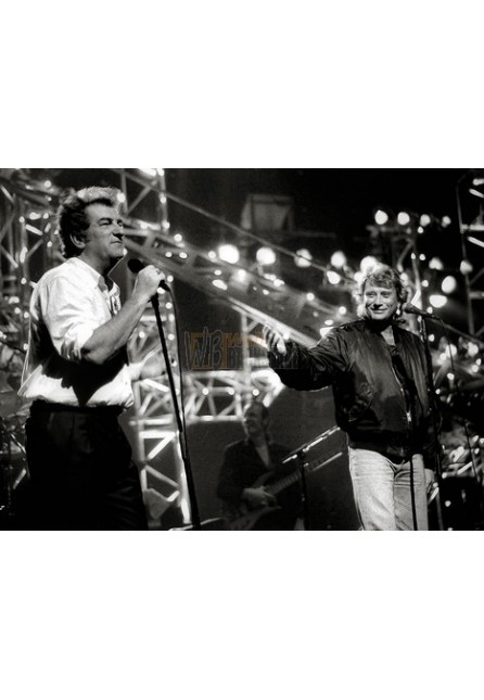 Eddy Mitchell & Johnny Hallyday