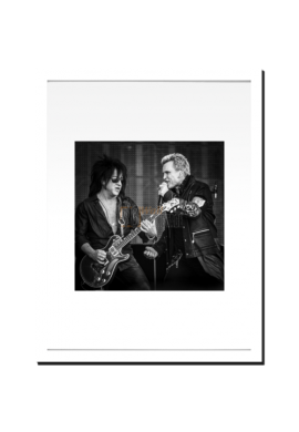 Billy Idol & Steve Stevens