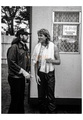 Lemmy Kilmister & Joe Elliott